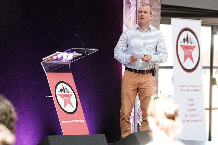 Ben Mason (Founder & CEO, globalbridge)