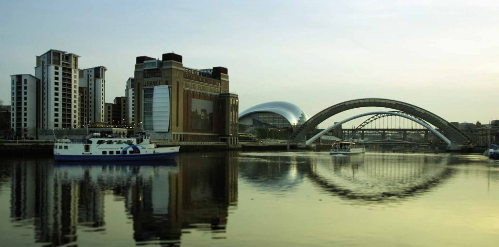 Starting a business in Gateshead